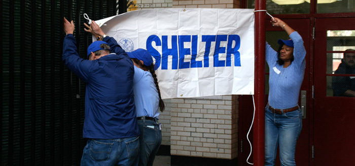 Shelter Workers