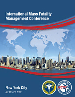 2012 Mass Fatality Management Conference Program